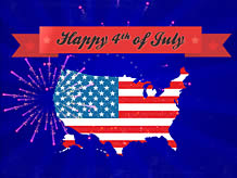 4th July eCards for Business