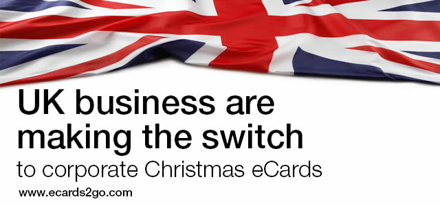 Uk businesses making the switch to corporate christmas ecards many uk businesses have stopped sending out paper christmas cards opting instead to send out corporate ecards corporate christmas ecards in the uk are reheart Choice Image