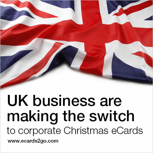 Business ecards blog by ecards2go uk businesses are making the switch to corporate christmas ecards reheart Choice Image